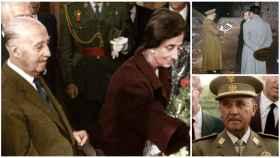 La familia Franco en color: Dmax muestra el régimen como nunca antes se había visto