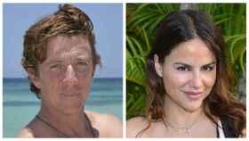Mónica Hoyos y Colate han protagonizado un inesperado coqueteo en 'Supervivientes'.