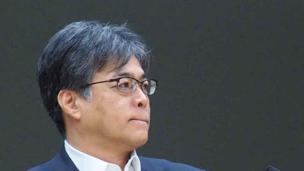 El ahora vicepresidente Takahito Tokita será en junio el nuevo presidente ejecutivo y CEO.