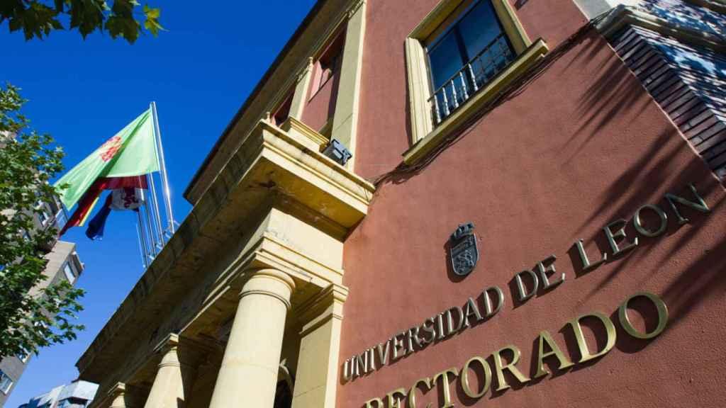 Rectorado de la Universidad de León