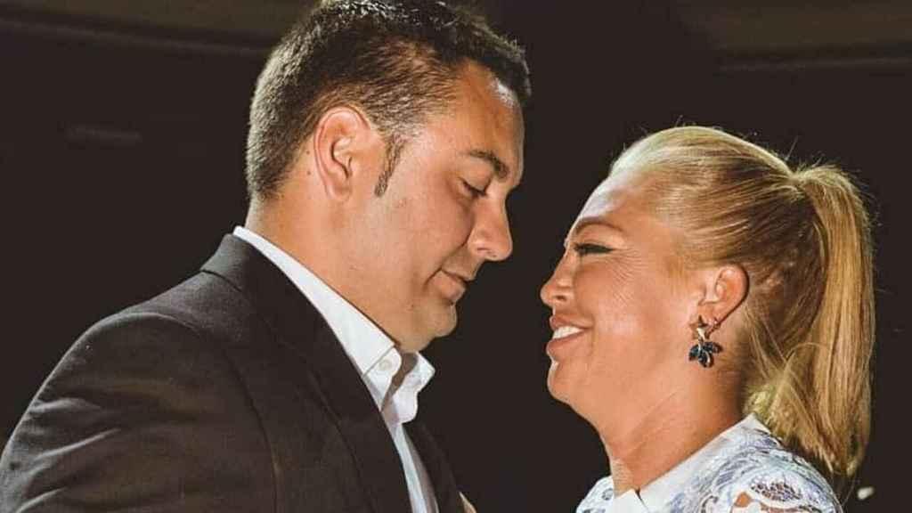 Miguel Marcos y Belén Esteban.