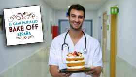 Jorge se ha convertido en el ganador del concurso 'Bake Off'.