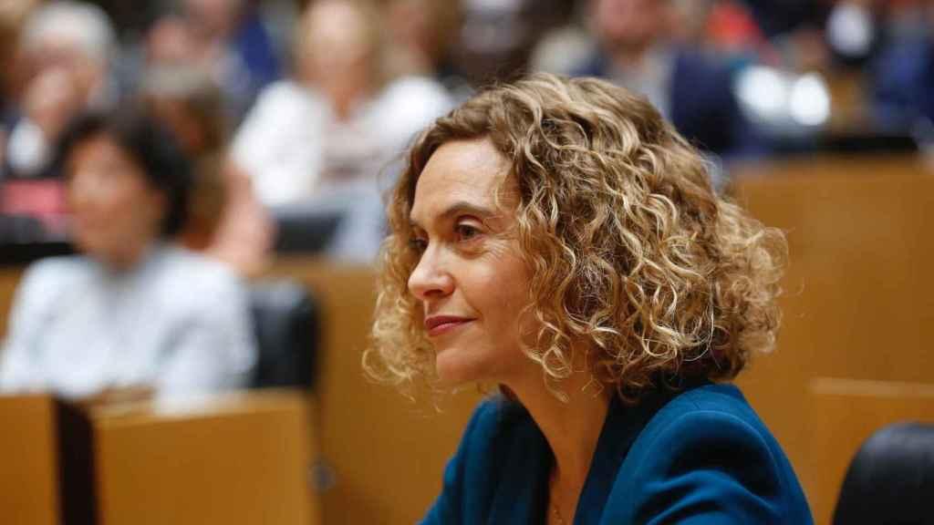 Meritxell Batet, presidenta del Congreso de los Diputados.