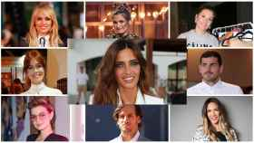 Los famosos muestran su apoyo a Sara Carbonero.