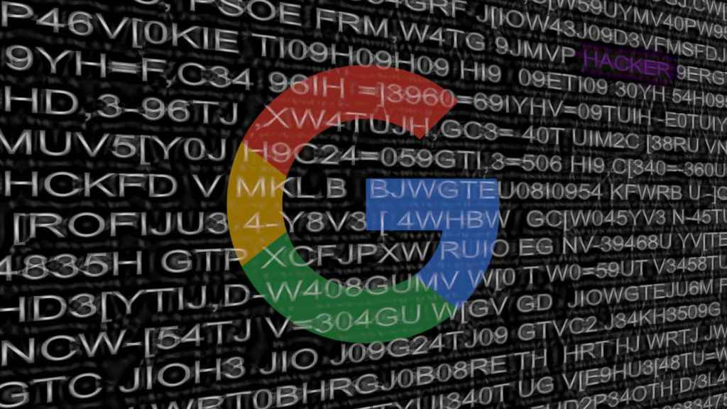contrasena google
