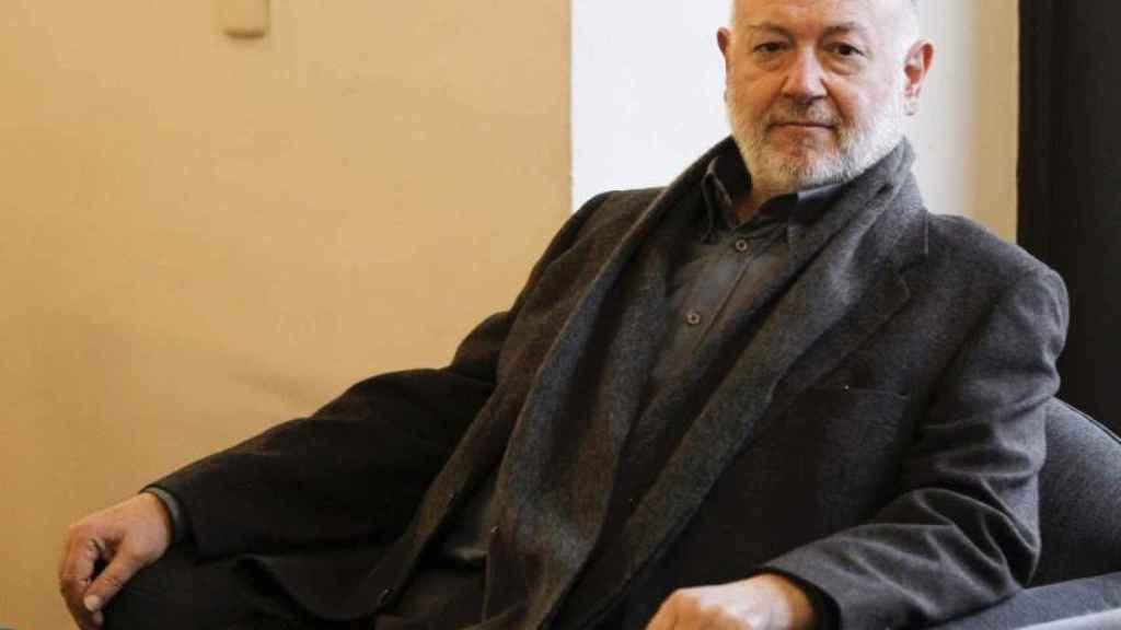 El escritor Juan Eslava Galán, en una foto de archivo.