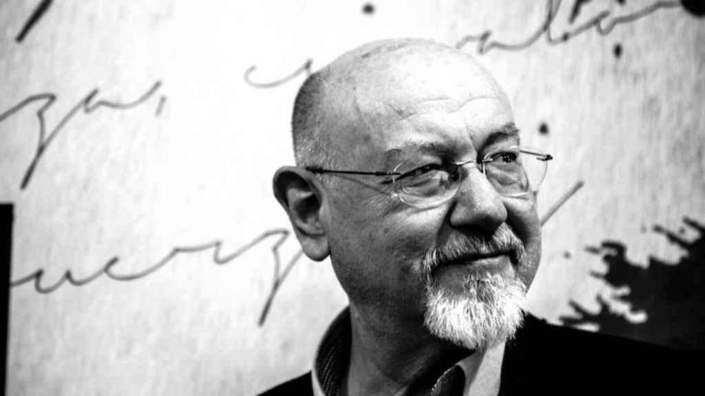 El escritor Juan Eslava Galán.