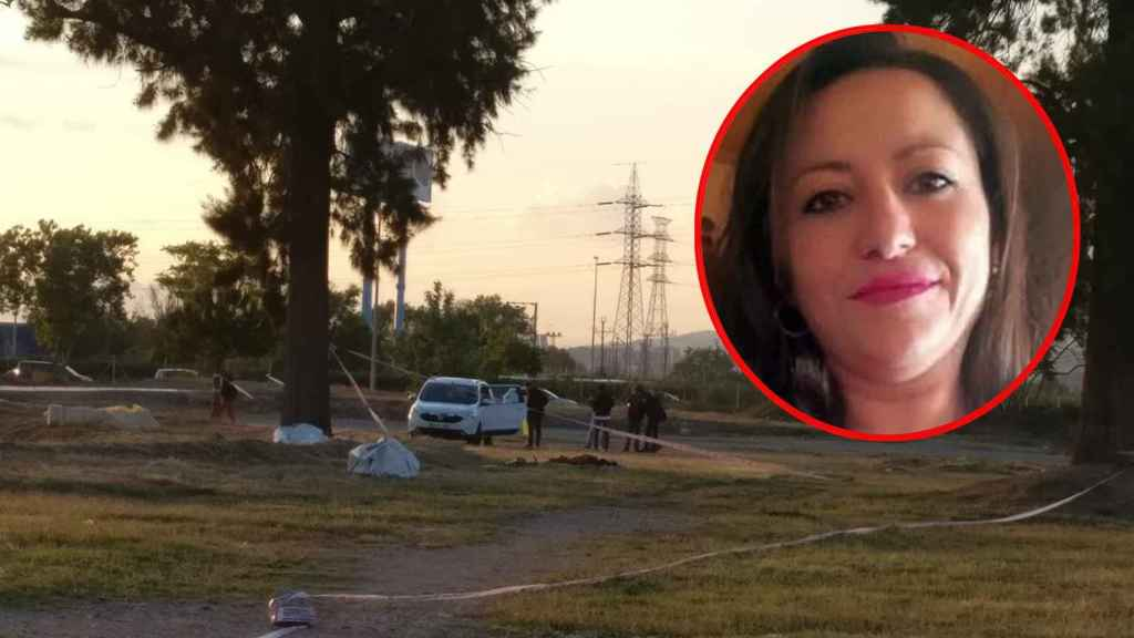 El cadáver fue encontrado por unos operarios que limpiaban un solar.