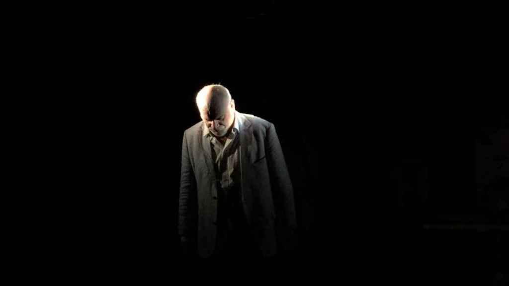 Juanma Lara, en 'El hambre', de Renato Gabrielli.