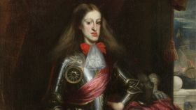 'Carlos II, con armadura', un retrato de Juan Carreño de Miranda.