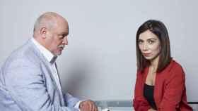Juanma Lara y Roberta Pasquinucci, protagonistas de 'El hambre', de Renato Gabrielli.