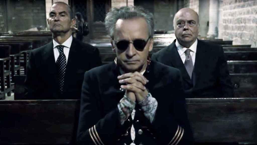 Alfonso de Vilallonga, en el vídeo de El lamento de los burgueses oprimidos.
