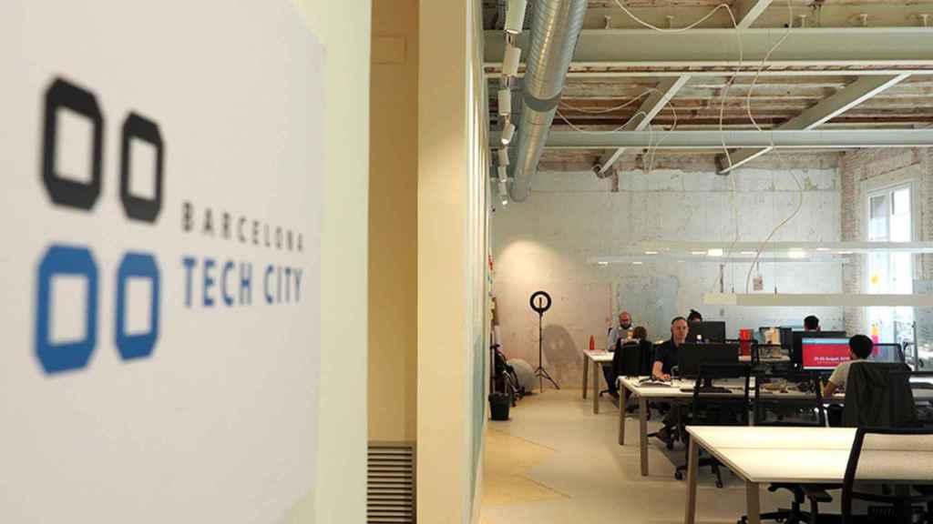 Nuevo hub de la Barcelona Tech City.