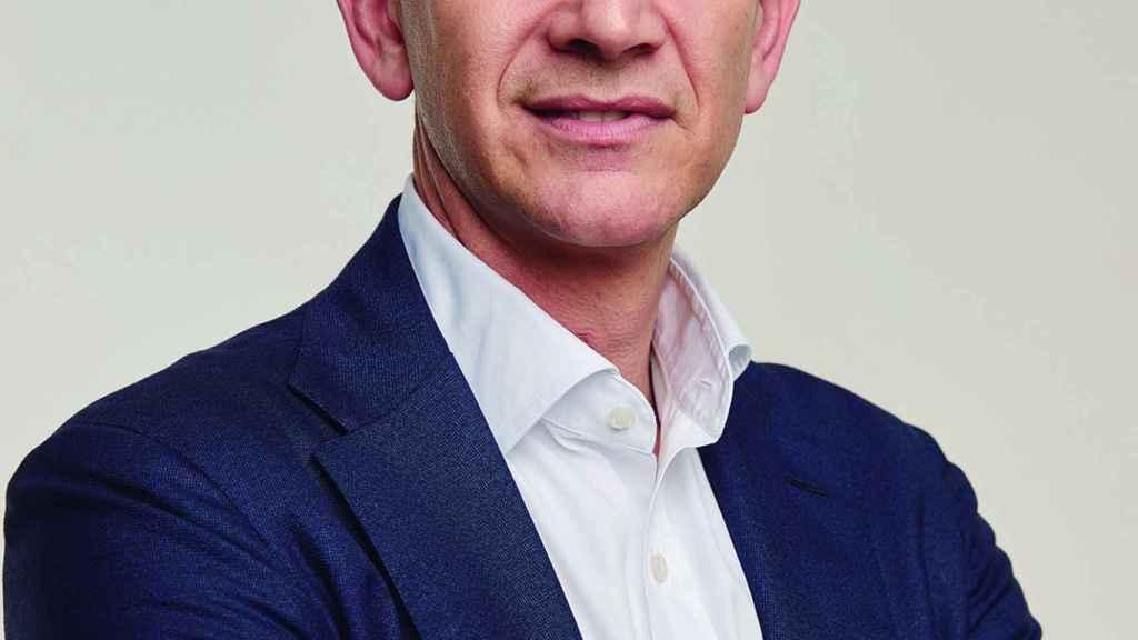 Carlos Crespo, actual director general de Inditex.