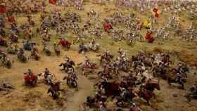 La batalla de Stoke Field acabó con el reinado del farsante y con la Guerra de las dos Rosas