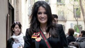 Aída Nizar en una imagen de archivo en 2012.