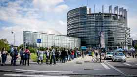 La sede de la Eurocámara en Estrasburgo