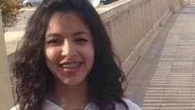 Nicole Abigail tiene 16 años y se le perdió la pista cuando salió de casa hacia el IES Jaime de Sant-Ángel en Redován (Alicante).
