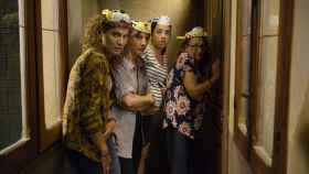 Toni Acosta, Malena Alterio, Mamen García y Nuria Herrero