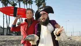 David Hasselhoff participará en el especial 20 aniversario de 'Bob Esponja'