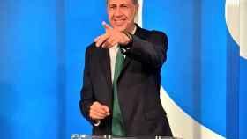 Xavier García Albiol, candidato del PP a la alcaldía de Badalona.