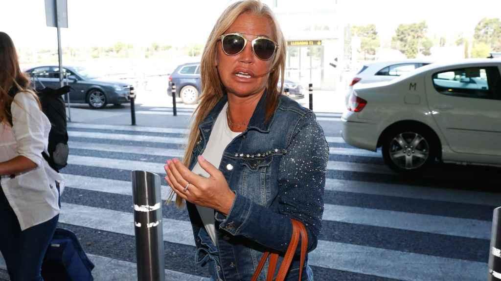 Belén Esteban ha celebrado su despedida de soltera en Ibiza.