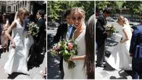 La nieta de José María Ruiz-Mateos ha dado el 'sí, quiero' en una ceremonia llena de ausencias.