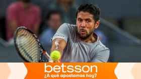 Fernando Verdasco, tenista español
