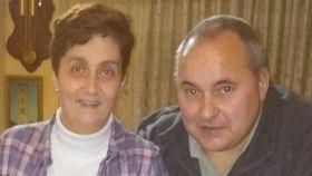María Isabel y José Luis, el matrimonio que se ha presentado a las elecciones.
