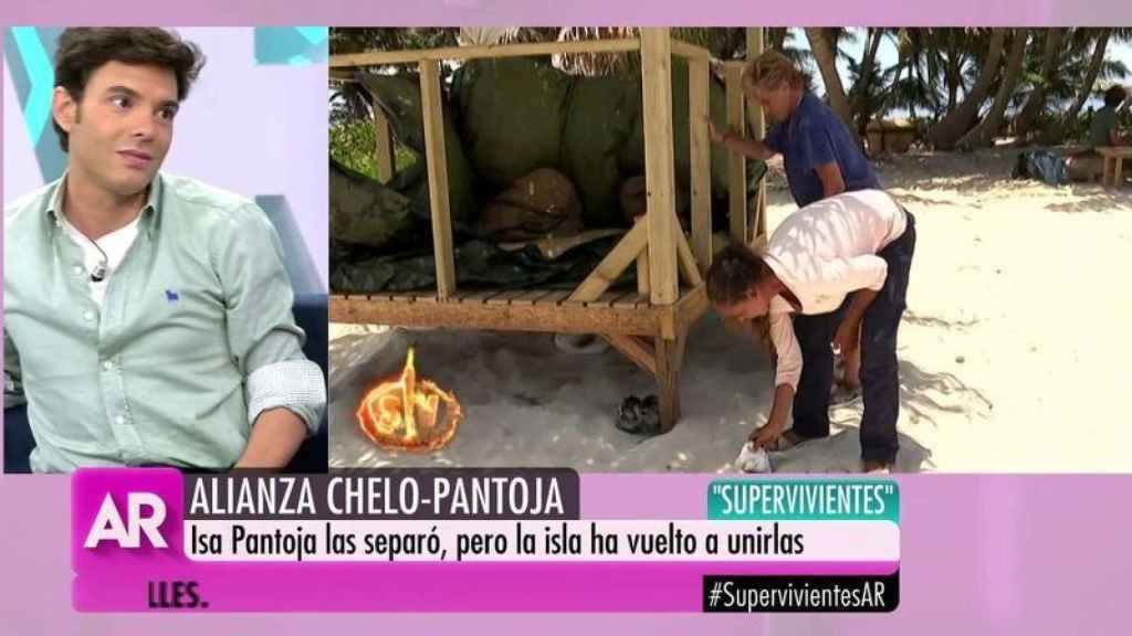 'Supervivientes 2019': ¿Monopoliza Chelo a Isabel Pantoja?