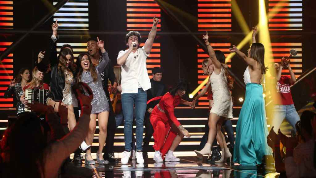 El concierto de 'OT 2018' de Barcelona de este viernes podrá verse en YouTube