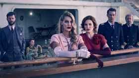 Póster promocional de 'Alta Mar' (Netflix).