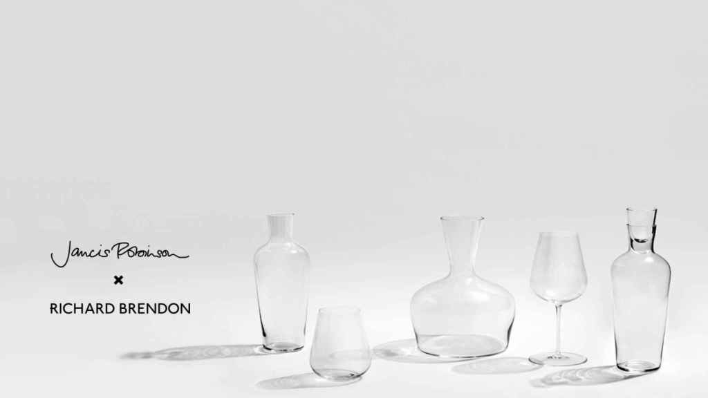 Así es la colección 'Jancis Robinson x Richard Brendon'.