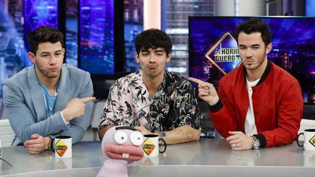 Joe, de los Jonas Brothers, ha hecho multitud de spoilers de 'Juego de Tronos'.