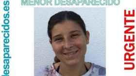 María Carmen Sánchez tiene 17 años y despareció el 11 de mayo en Osuna (Sevilla)