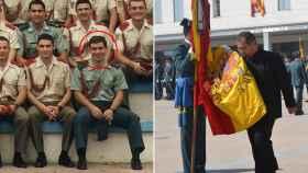 Pablo pasó de ser teniente de la Guardia Civil a sacerdote en Valencia.