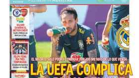 Portada diario AS (29/05/2019)