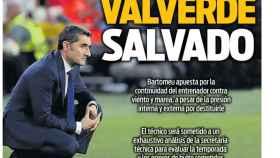 La portada del diario Sport (29/05/2019)