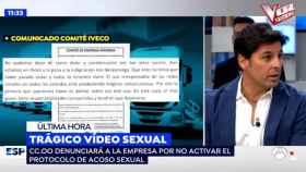 La intervención de Fran Rivera en Espejo Público.