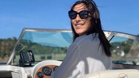 Paz Padilla está a punto de conseguir la licencia de embarcación.