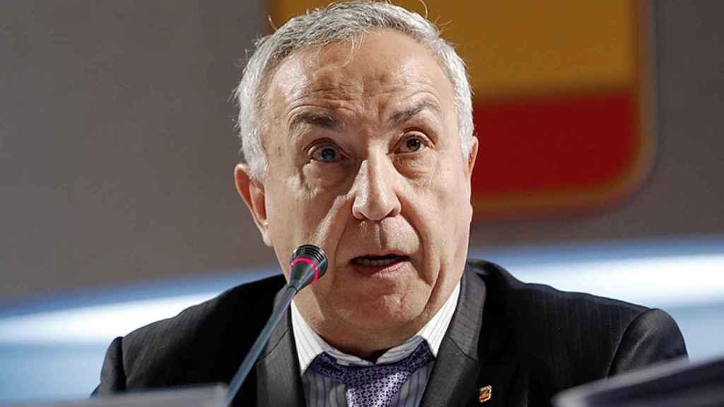 Alejandro Blanco, presidente del COE. Foto: coe.es