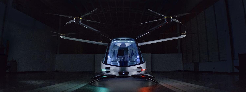 taxi volador hidrogeno 2