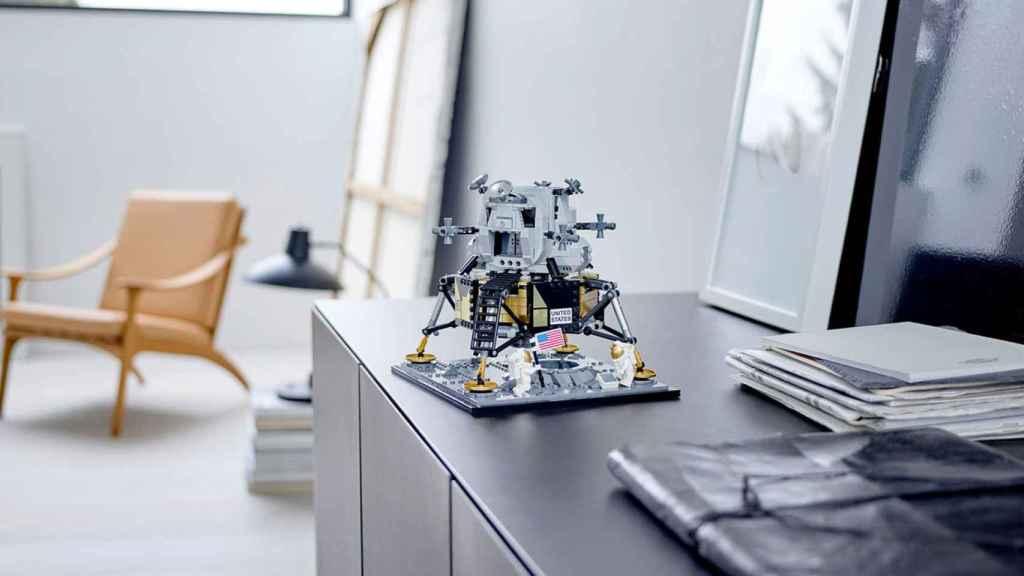 Lego Apolo 11 25