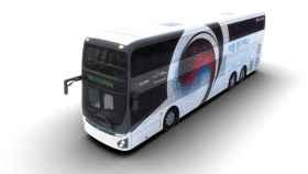 Autobús de dos pisos eléctrico 1