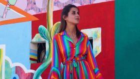 La 'influencer' Mery Turiel apuesta por un verano lleno de color.