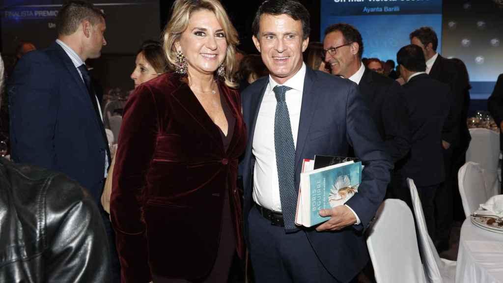 Manuel Valls  y Susana Gallardo han anunciado sus planes de boda.