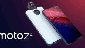 El Motorola Moto Z4 es oficial: Snapdragon 675 y módulos Moto Mod