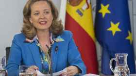 Nadia Calviño, ministra de Economía y Empresa en funciones.