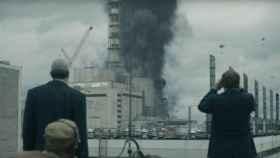 Fotograma de la serie 'Chernobyl'.