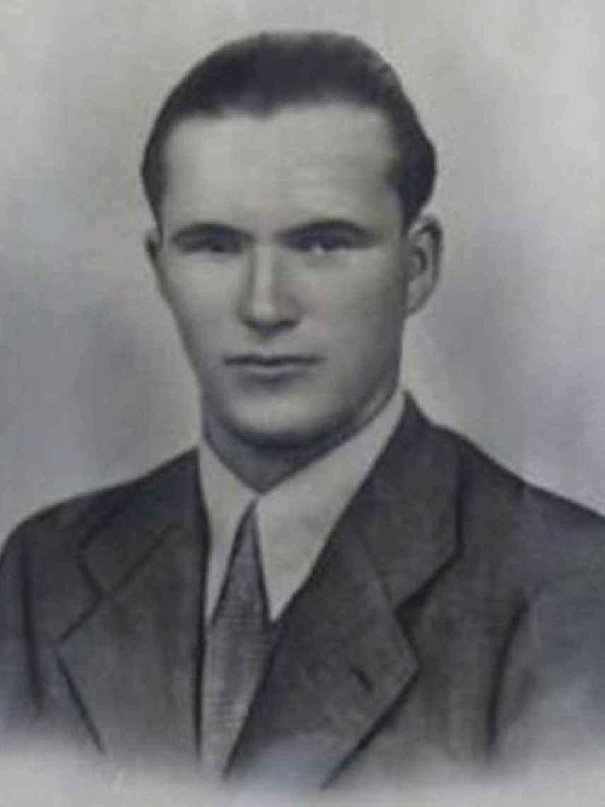 Retrato de Manuel Otero
